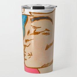 I Truly Adore You!  Travel Mug