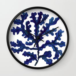 Sea life collection part I Wall Clock