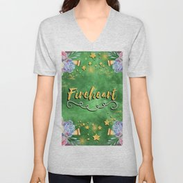 Fireheart Unisex V-Neck