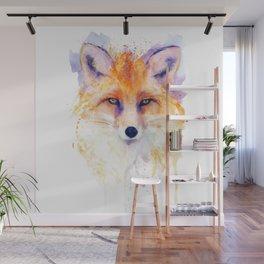 Miss Foxy Wall Mural