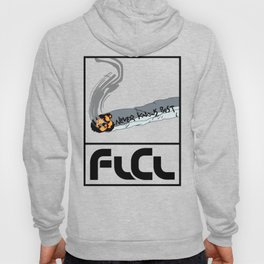 FLCL Never Knows Best Cigarette Hoody