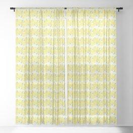 Mini Impressions: DANDELION Sheer Curtain