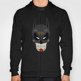 Bat-Man Sugar Skull Hoody
