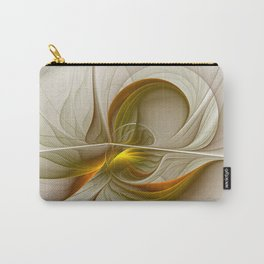 Abstract With Colors Of Precious Metals 2 Carry-All Pouch