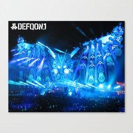 Defqon.1 Canvas Print
