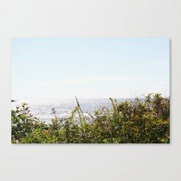 The Ocean Calls (Summer) Canvas Print