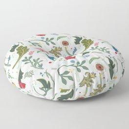 Morris Pattern Floor Pillow