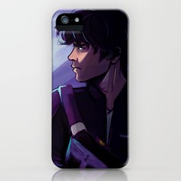 Bellamy Blake iPhone Case