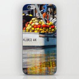 Fishing Nets - 2 iPhone Skin