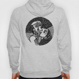 Picasso - The kiss Hoody