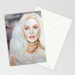 Julianne Moore Purple Stationery Cards