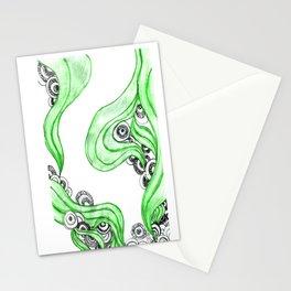 FANTASIA VERDE Stationery Cards