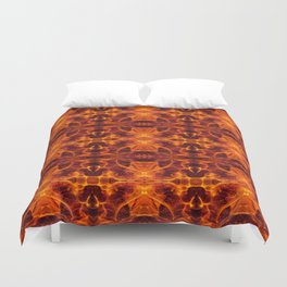 28. Fire of Katniss Everdeen Duvet Cover