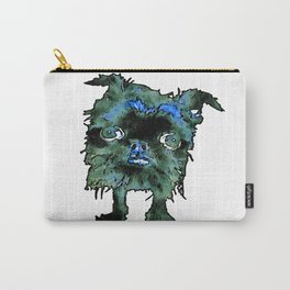 Lugga The Friendly Hairball Monster For Boos Carry-All Pouch