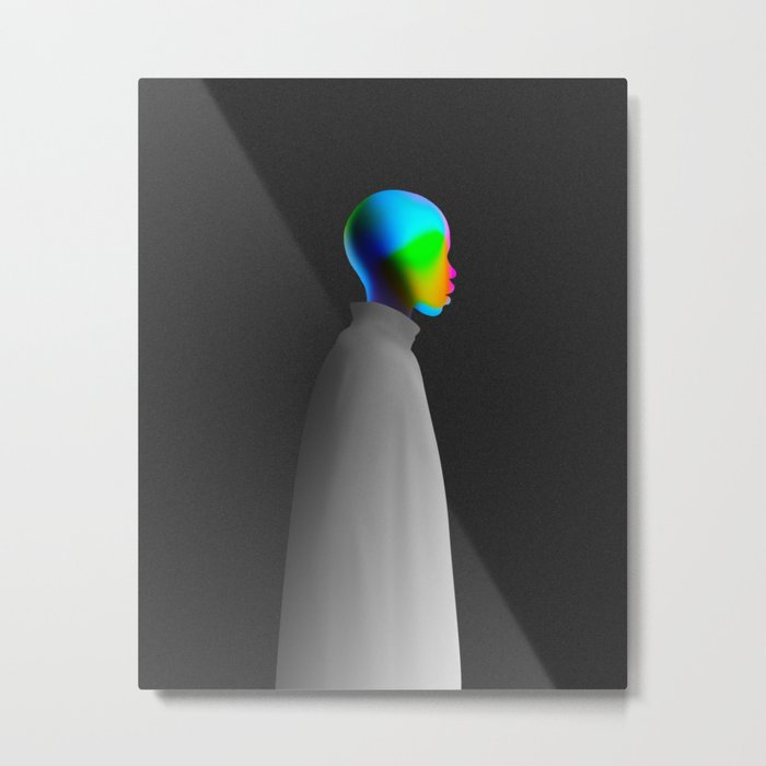 Xertess Metal Print