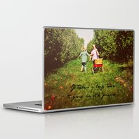 friendship Laptop & iPad Skins featuring Friendship  by Jo Bekah Photography