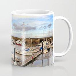 Watchet Marina Somerset England Coffee Mug