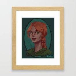 Demetria Hawke Framed Art Print