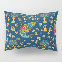 Narwhal, cool art from the AlphaPod Collection Pillow Sham