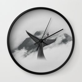 Kindred Spirit VIII Wall Clock