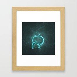 AFTERMIND Framed Art Print