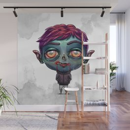 Gary the Ghoul Wall Mural