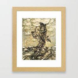 Great Heights  Framed Art Print