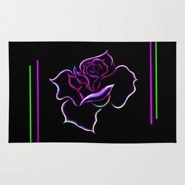Flowermagic - Rose Rug