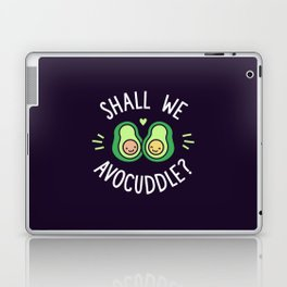 Shall We Avocuddle? Laptop & iPad Skin