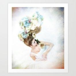 A Diadem of Dreams Art Print