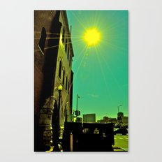 Working Title Canvas Print