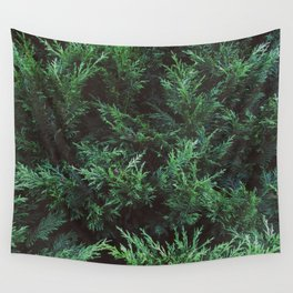 Into the wood Wall Tapestry