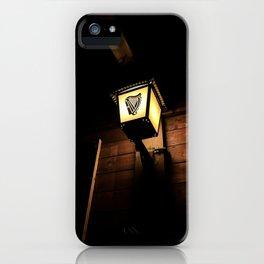Night Lamp iPhone Case