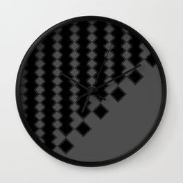 Low level distortion Wall Clock