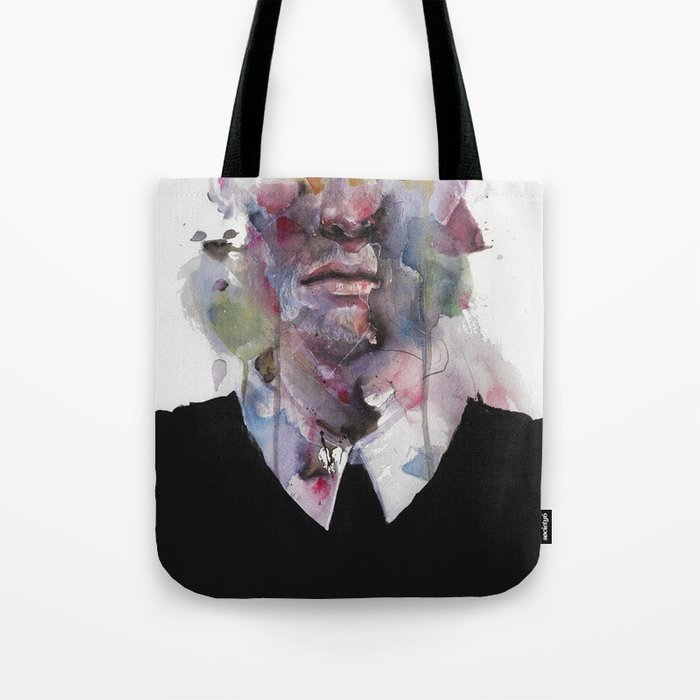 mr. afterthought Tote Bag