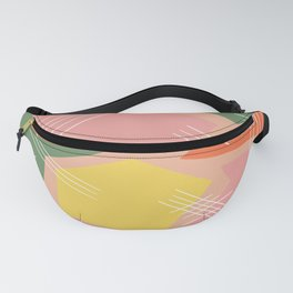 Pieced Together Fanny Pack