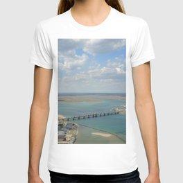Bridge To Hampton T-shirt