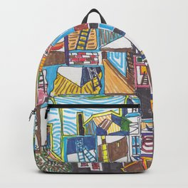 Chapman's House of Dreams 1 Backpack