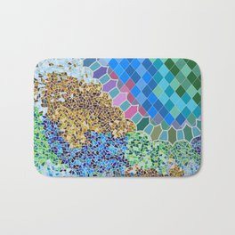 INSPIRED BY GAUDI Bath Mat