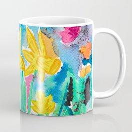 Magical Daffodils Coffee Mug