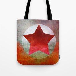 Star Composition V Tote Bag