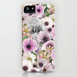 You've got nothing but time iPhone Case