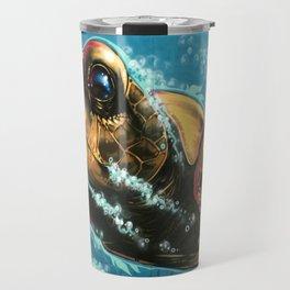 Sea Turtle Travel Mug