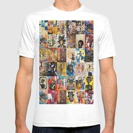Basquiat Montage T-shirt
