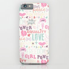 Be a girl !  iPhone 6s Slim Case