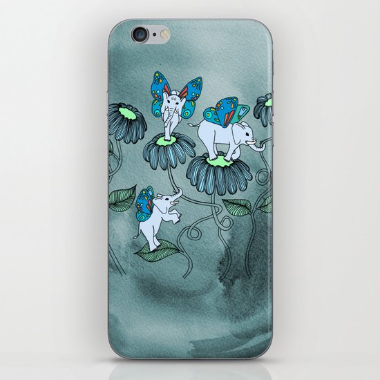 Look out for Elephlies iPhone & iPod Skin