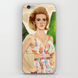 betty iPhone Skin