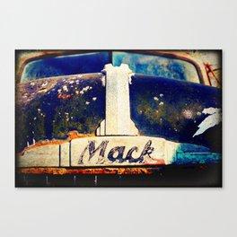 Greetings from the Rustbelt II:  Big Mack Canvas Print