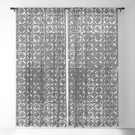 Circle Splendor 3 Sheer Curtain
