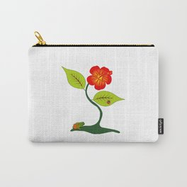 Plant and flower Carry-All Pouch